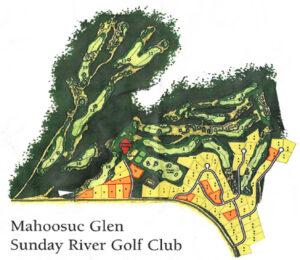 Mahoosuc Glen - Lots for Sale Map